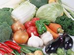 野菜のプリン体含有量